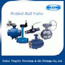Importador de válvula de esfera de bronze do aço de carbono em Deli