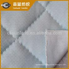 Coolfeeling mesh knitting fabric for summer t-shirt
