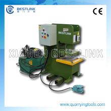 China Gute Qualität Automatische Pflasterstein Schneidpresse Maschine