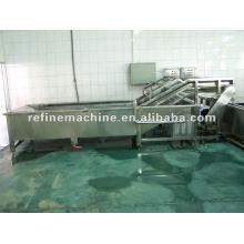 desalting washing roughly machine