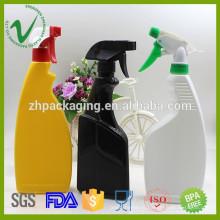 600 мл высококачественные бытовые пластиковые бутылки для мытья посуды