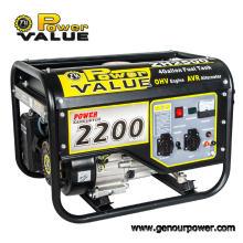 Taizhou-Generator 2kw 2000W stiller tragbarer Generator für den Heimgebrauch