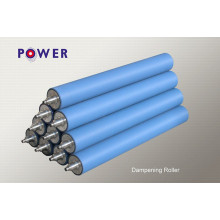 Rubber Roller for folding machine