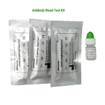 COVID 19 Antibody Blood Test Kit ISO CE
