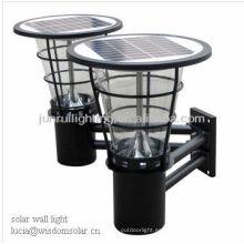 lámpara solar de pared hecha en China