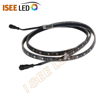 Bande flexible LED adressable DMX polychrome