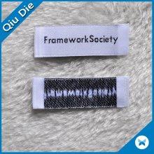 High Quality Custom Design Garment Fabric Woven Label