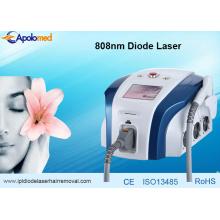 Laser profissional do diodo 808nm do produto novo da tecnologia da inovação para a remoção do cabelo