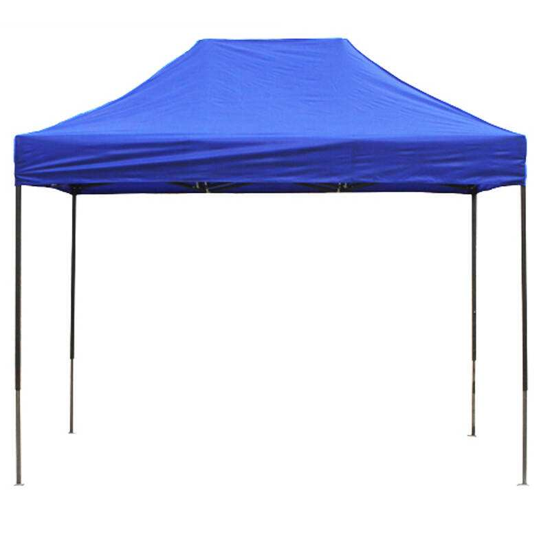 Waterproof Folding Garden Gazebo Tent Pop Up