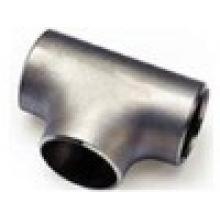 Кованые углеродистые стальные прямые тройники Sch40