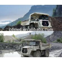 горный/бассейнами/минеральные самосвал 45ton для Terex тяжелых грузовиков