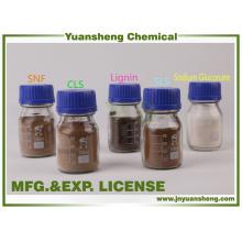 Calcio Lignosulphonate Bio Fertlitizer Additive Yuansheng Chemical Supplier
