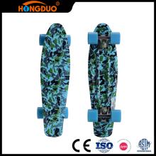 Quality custom best four wheel long skateboards for cheap price