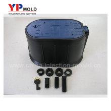caixas de medidores de fluxo de água de plástico e fabricante de conector