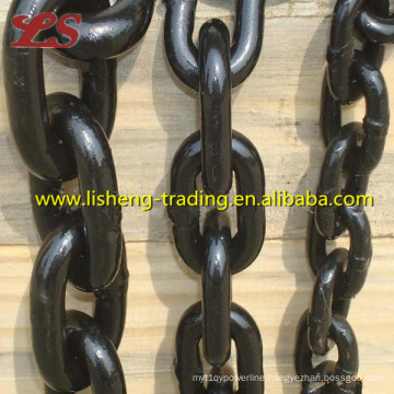 High Tensile Alloy Steel Link Chain for Lifting