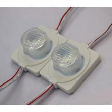 Modules LED imperméables à la lumière, émettant des bords