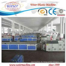 WPC-Profil-Extruder-Maschine