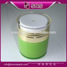 Plástico 15ml 30ml 50ml acrílico líquido fundação garrafa por atacado
