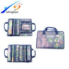 FSBG031 bolsa de pesca bolsa de señuelo de metal