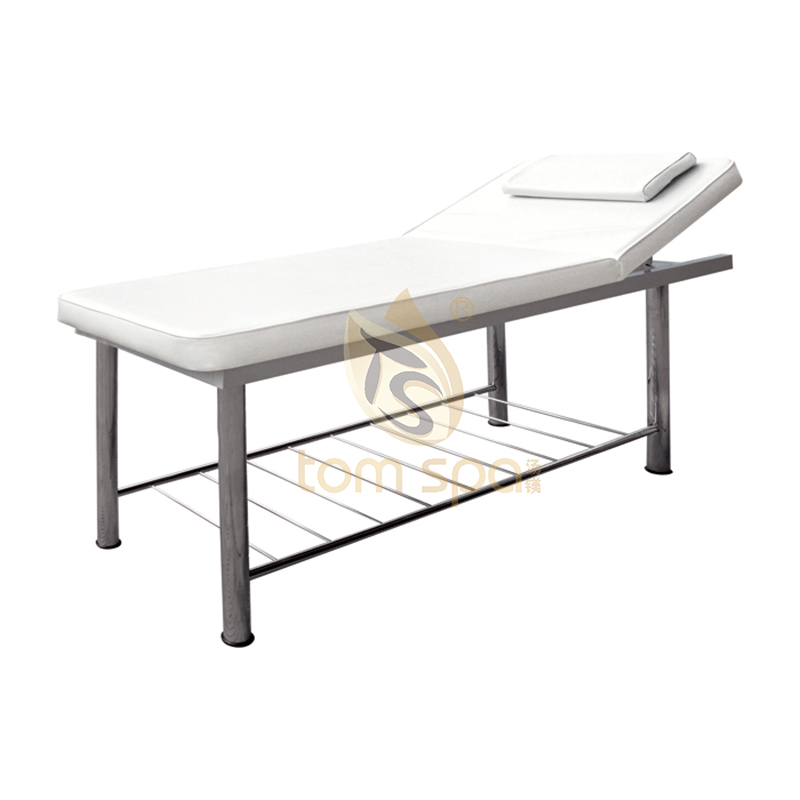 Therapy Bed with Memory Foam Layer Salon Bed