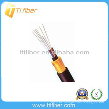 Non-metallic Strength Member Non-armored GYFTY Outdoor Fiber Cable