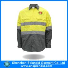 Custom Corporate Wear Mens vestuário de protecção ao ar livre com logotipo