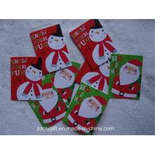 Подгонянные 27 Карт 3 Дизайн Рождественские поздравительные открытки