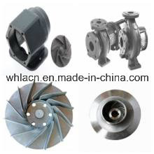 Stainless Steel Precision Casting Pump Parts (Lost Wax Casting)