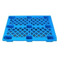 The Grid Nine Feet Single Board Plastic Pallet