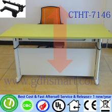 угловой письменный стол маркетри мебель ноутбук стол регулируемый по высоте ручной настольный кривошипный