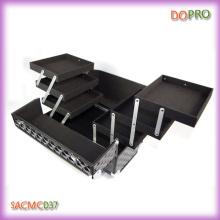 Six Trays Large PRO Makeup Artist Train Case (SACMC037)