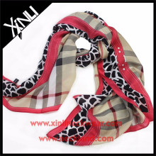 Factory Direct Ladies Good Quality Digital Silk Scarf