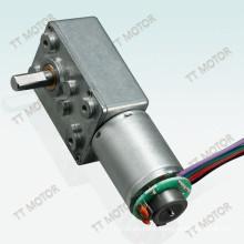 TWG3246-370CA high torque motor 24v dc worm gear motor