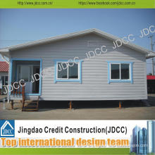 100 Sqm Prefabricated House with 3 Bedrooms and Living Room