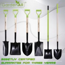 Juego de herramientas de jardín Pala de acero Pala y pala