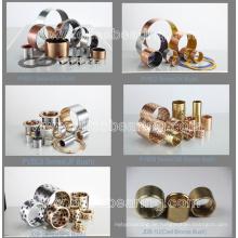 Bronze Gleitlager, ölfreie Gleitlager Hersteller, PVB Marke Gleitlager
