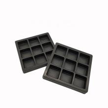 Перерабатываемые пластиковые лотки для конфет для блистерной упаковки шоколада