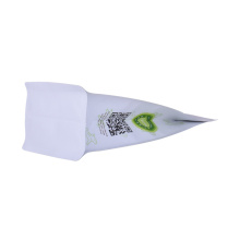 Personalisierter Kaffee-Teebeutel mit mattem Reißverschluss und Ventil