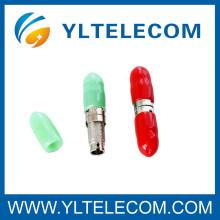 ST F - M Fiber Optic Attenuator , ST attenuator fiber optic for Telecom