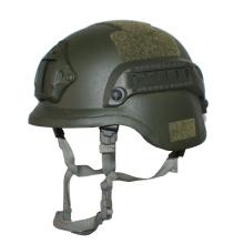 MKST Military Mich Bullet Proof Helmet used hot sale  Ballistic Airframe Helmet