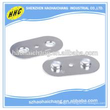 OEM fabricación de soportes plegables de metal