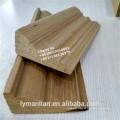 India usa molduras de madera reconstituidas en forma de esquina, molduras de techo
