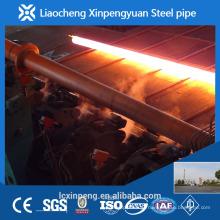 China sem costura carbono tubo de aço suave e tubulação xinpengyuan metal Liaocheng