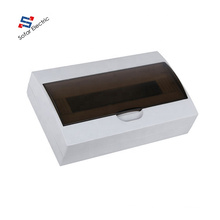 TSM Type of Surface Mounted 18 Way/18 Pole Plastic Electrical Distribution Box