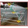 Système automatique de cages d'élevage de poulets et d'oeufs