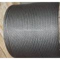 Alambre de acero revestido de aluminio, cable de alimentación