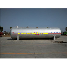120 CBM Bulk Used LPG Tanks