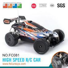 2015 nova rc carro 2.4G 4CH 01:16 escala carro de controle remoto proporcional digital de alta velocidade com R & TTE de EN71/ASTM/EN62115/6P/EMC/ROHS