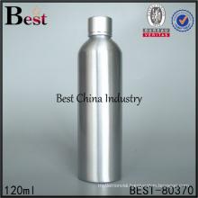 4oz empty aluminum bottle for oil