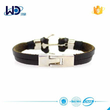 2015 Ladies Hook Leather Bracelet